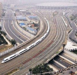 3 Keretapi Peluru Terpantas di Dunia Milik China
