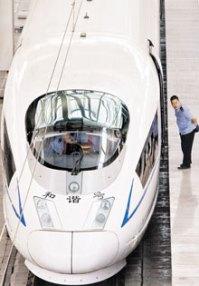 4 Keretapi Peluru Terpantas di Dunia Milik China