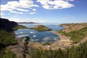 Great Bear Danau Terbesar Di Dunia